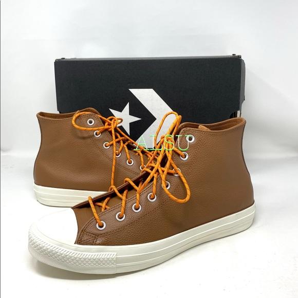Top Leather Tan Womens Sneaker   Poshmark